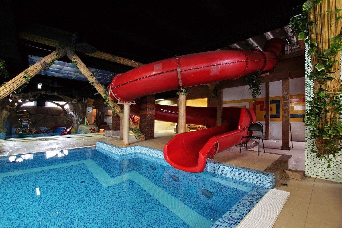 Акваклуб «Акапулько» — Сайт акваклуба «Акапулько» в Рязани